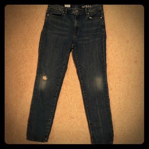 GAP 1969 Denim Jeans womens Size 10